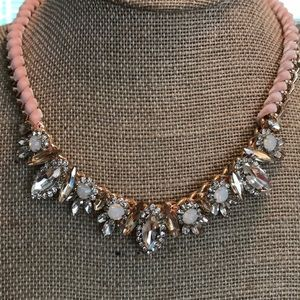 "Jolie collar necklace 16"" with 2"" extender"